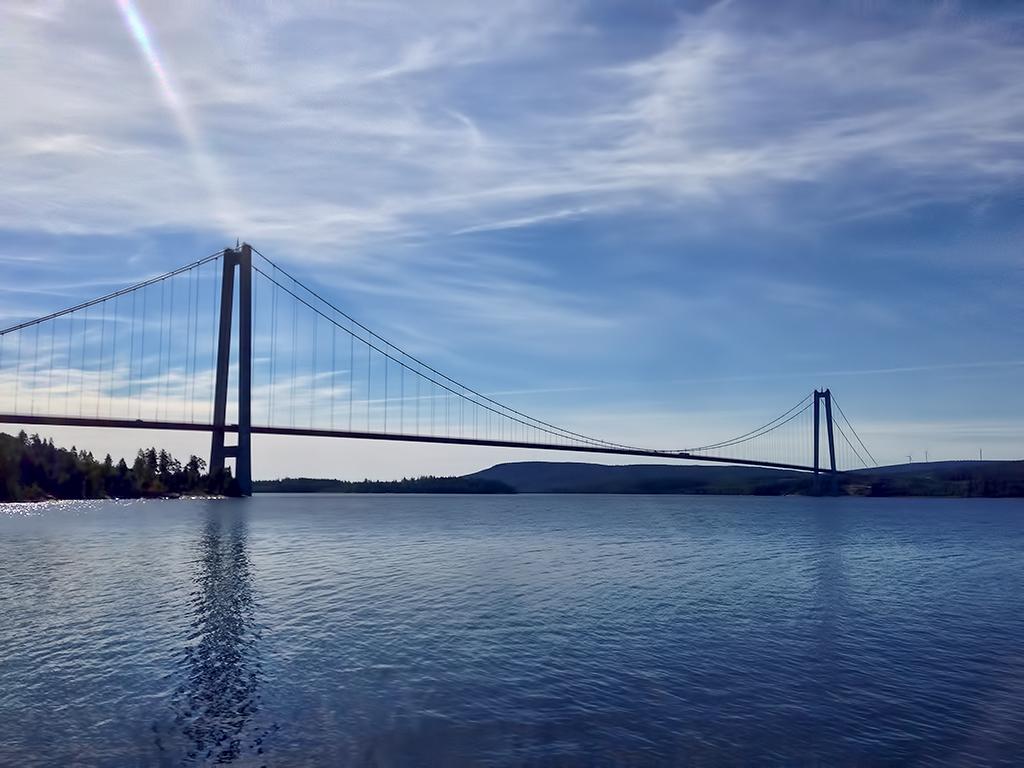 Den fantastiska Höga Kusten Bron